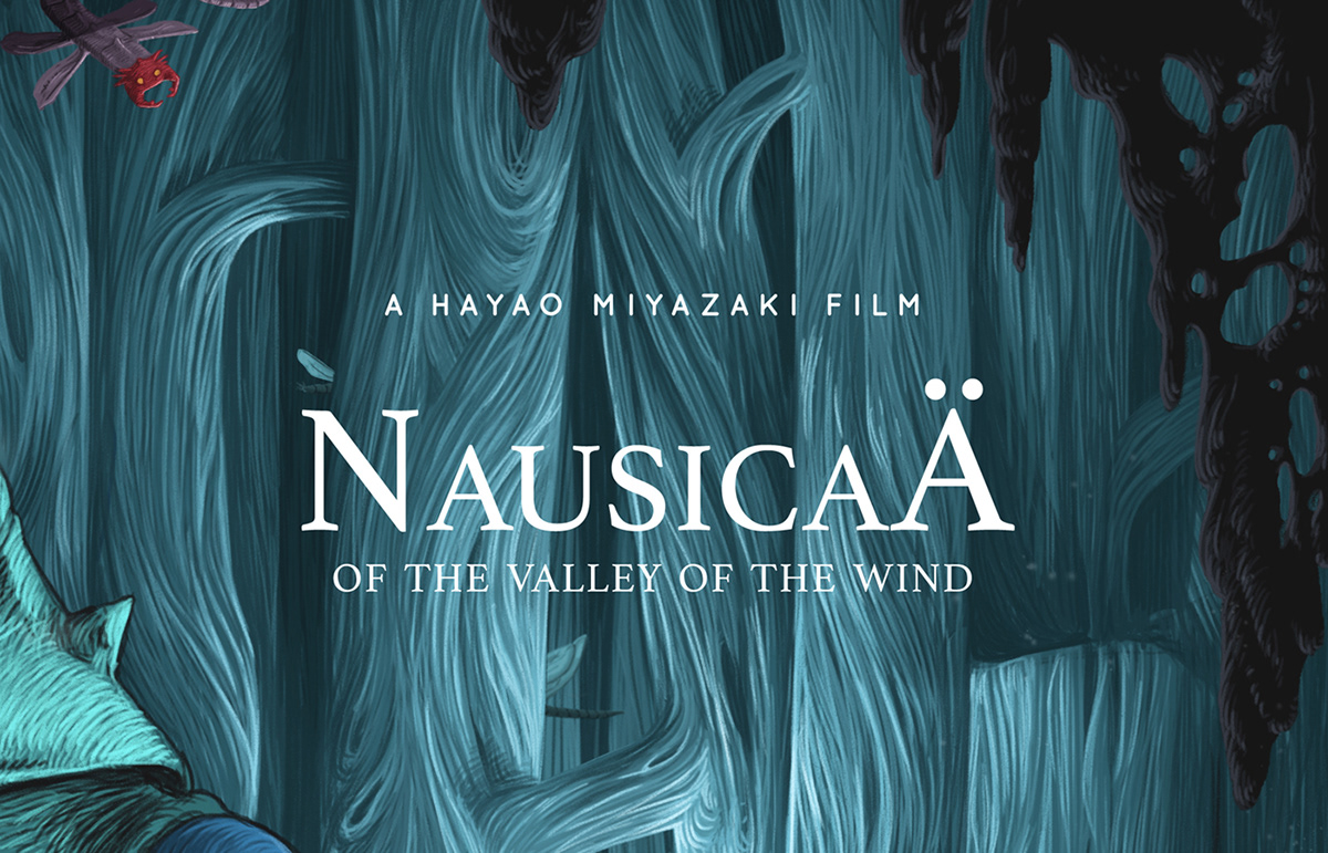 Nausicaa: Of The Valley of the Wind